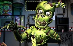 FNAF 7 Ultimate Custom Night Horror Game Play Online for Free